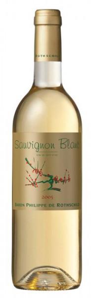 Les Cepages Sauvignon Blanc Vin de Pays d'Oc - 2014