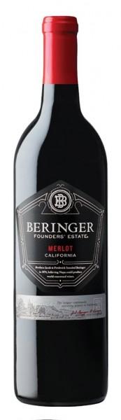 Beringer Founders Estate Merlot - 2017