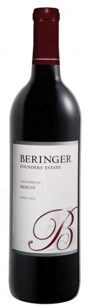 Beringer Founders Estate Merlot - 2013