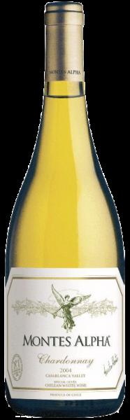 Montes Alpha Chardonnay - Jahrgang: 2018