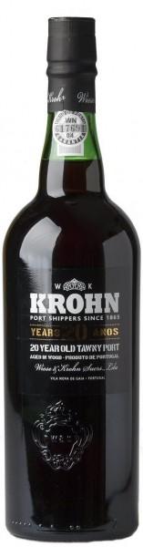 Krohn Tawny Port 20 Years