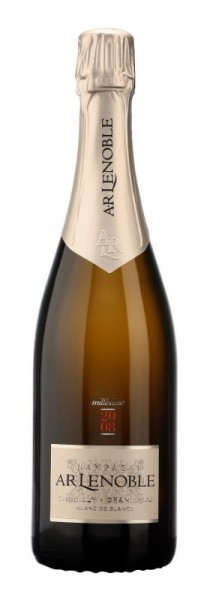 Champagne AR Lenoble Millesime Grand Cru Blanc de Blancs - Jahrgang: 2012