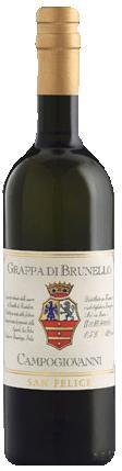 Grappa di Brunello Campogiovanni San Felice 0,5l