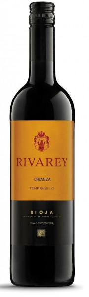Rivarey Crianza Rioja DOC - 2013