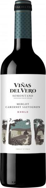 Viñas del Vero Cabernet Sauvignon / Merlot Roble - 2015
