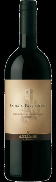Badia a Passignano Chianti Classico Riserva DOCG - 2015