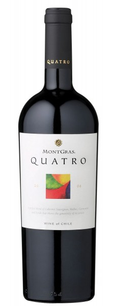 MontGras Quatro - 2015