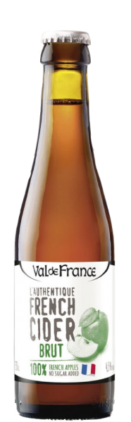 Val de Rance - French Cidre Brut - 0,33L