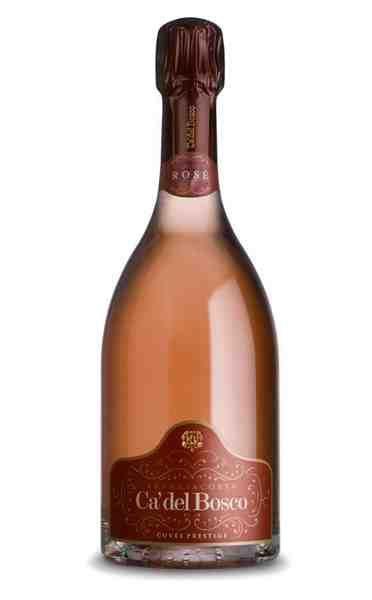 Ca' del Bosco Cuvée Prestige Rosé Brut - Franciacorta