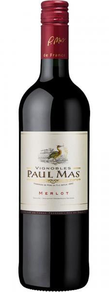 Paul Mas Merlot Vin de Pays d'Oc - 2014