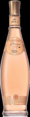 Château Romassan Rosé Coeur de Grain Bandol - 2014