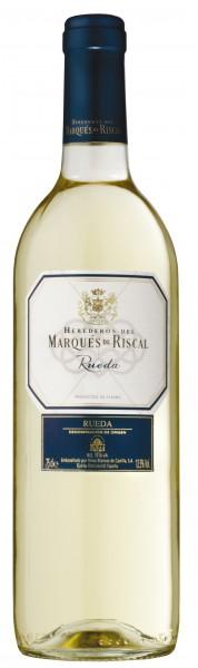Marqués de Riscal Blanco Rueda DO 0,375l - 2014