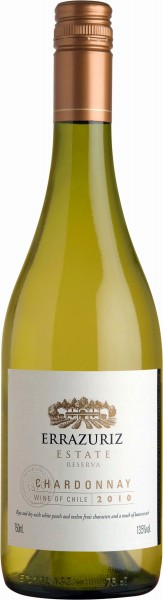 Errázuriz Estate Chardonnay - 2015