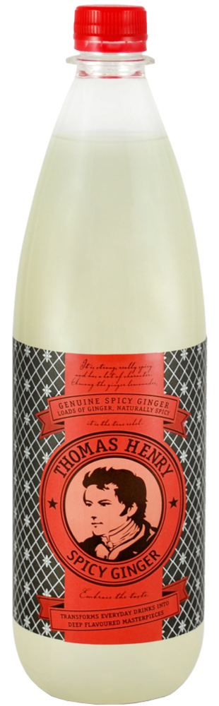 Thomas Henry GmbH & Co. KG Thomas Henry Spicy Ginger 1,0L5,95