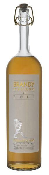 Poli Brandy Italiano 3 Jahre in Geschenkdose