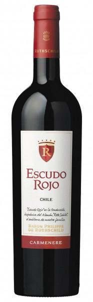Escudo Rojo Carmenere - 2015