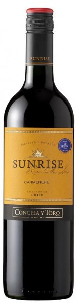 Sunrise Carmenere - 2014