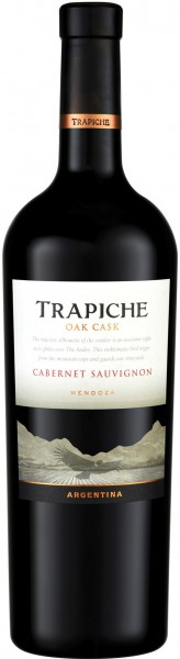 Trapiche Oak Cask Cabernet Sauvignon - 2015