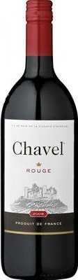 Chavel Rouge IGP trocken - 2011