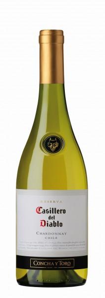 Casillero Del Diablo Chardonnay - 2015
