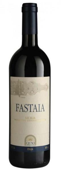 Ceuso Fastaia Rosso Sicilia IGT - 2014