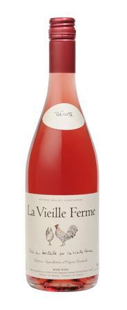 La Vieille Ferme Rose Cotes du Ventoux AC - 2016