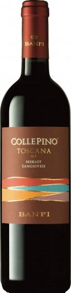 Castello Banfi Collepino Toscana Merlot Sangiovese - Jahrgang: 2018