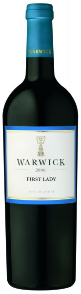 Warwick Estate First Lady - Jahrgang: 2018