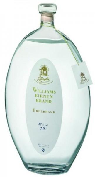 Ziegler XXL Williamsbirnenbrand 3,0 l