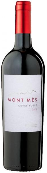Mont Mes Rosso Vigneti Dolomiti - Jahrgang: 2019