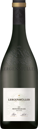 Lergenmüller Muschelkalk Weisser Burgunder trocken - 2016