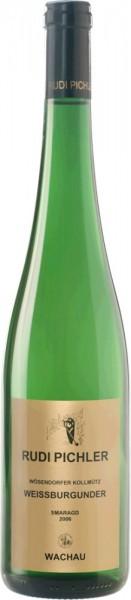 Pichler Weißburgunder Smaragd Terrassen - Jahrgang: 2020