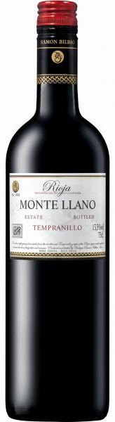 Monte Llano Tempranillo Rioja DOCa - 2014