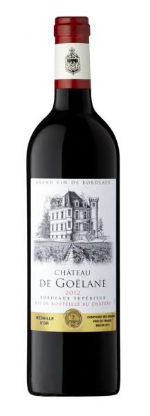 Château de Goëlane Bordeaux Superieur AOP - 2012