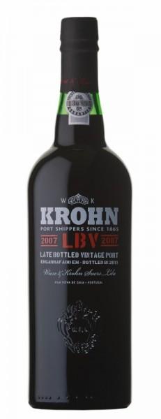 Krohn LBV Late Bottled Vintage Port - 2011
