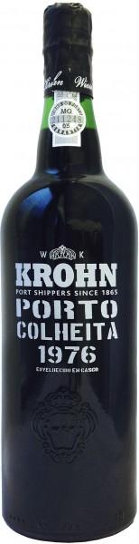 Krohn Colheita Port - 1976