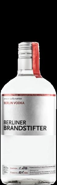 Berliner Brandstifter Vodka 43,3% vol.
