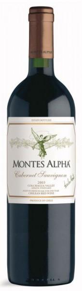 Montes Alpha Cabernet Sauvignon - 2014