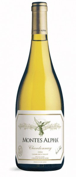 Montes Alpha Chardonnay - 2014