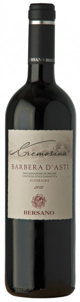Cremosina Barbera d'Asti Superiore DOC - Jahrgang: 2017