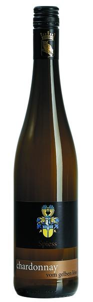 """Spiess Chardonnay """"vom gelben Löss"""" - 2015"""