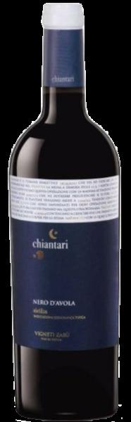 Zabu Chiantari Nero d'Avola Sicilia - Jahrgang: 2019