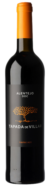 Tapada de Villar Alentejo Tinto Roble DO - 2015