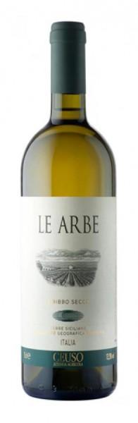 Ceuso Le Arbe Zibibbo secco IGP - 2012