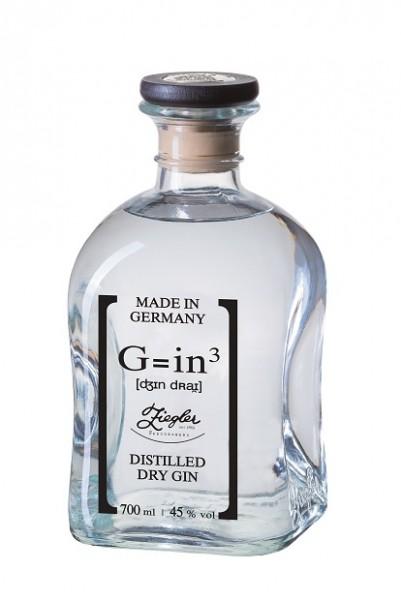 G=in³ Classic Gin 0,7L