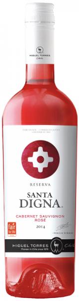 Santa Digna Cabernet Sauvignon Rosé Reserva 1,5L Magnum - 2016