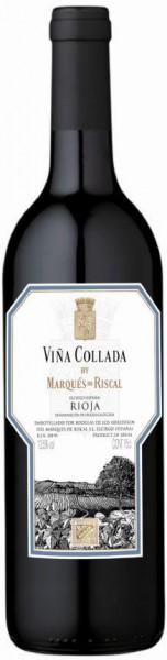 Viña Collada by Marqués de Riscal Rioja DOCa - 2014