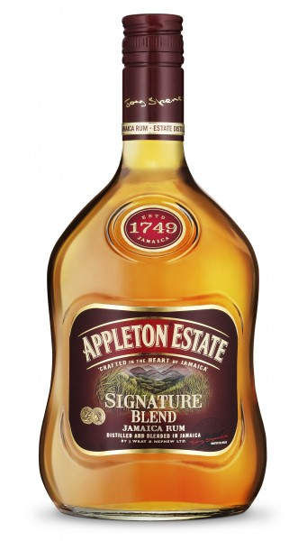 Appleton Estate Signature Blend Jamaika Rum 40% vol.