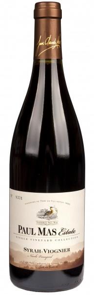 Paul Mas Estate Syrah-Viognier Single Vineyard - 2013