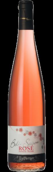 Wolfberger Pinot Noir Rosé Belle Saison - Jahrgang: 2019